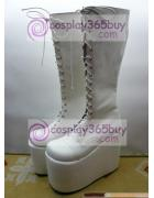 Gothic Punk lolita creepers cosplay nana shoes Shoes Boots 2...