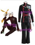 D.Gray-man Allen Walker cosplay costume version 4