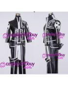 D.Gray-man Lavi Cosplay Costume Version 3 puleather