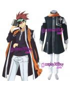 D.Gray-Man Lavi Version 1 Cosplay Costume