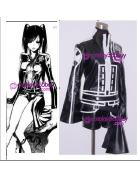 D.Gray-man Lenalee Lee cosplay costume pleather made