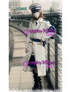 DOLLS Special prison uniforms White cosplay costume