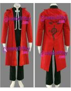 Fullmetal Alchemist  Edward Elric cosplay costume version 2