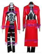 Fate stay night Archer cosplay costume puleather made