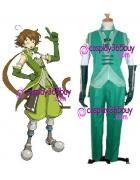Hack roots Silabus Cosplay Costume