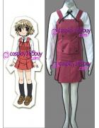 Hidamari Sketch Girl Suit cosplay costume