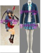 K-On! Girls School Uniform Cosplay Costume
