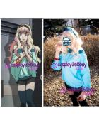 Macross Frontier Sheryl Nome version 1 cosplay costume