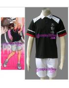 The Prince Of Tennis Fudomine summer cosplay costume