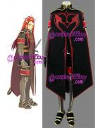 Tales of the abyss Asch Bloody Cosplay Costume