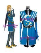 Tales of the Abyss Jade Curtiss Halloween Cosplay Costume