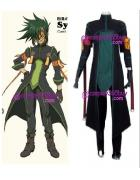 Tales of the Abyss Sync the Tempest Cosplay Costume