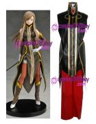 Tales of the Abyss Tear Grants cosplay costume