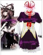 Touhou project Curiosities of Lotus Asia Cosplay Costume