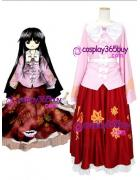 Touhou Project Kaguya Houraisan cosplay costume