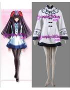 Touka Gettan Girl School Uniform Anime cosplay costume