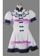 Touka Gettan Girl School Uniform summer cosplay costume