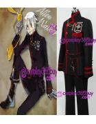 D.Gray-man Allen Walker cosplay costume version 6