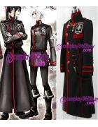 D.Gray-man Kanda Yuu cosplay costume version 3