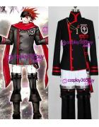 D.Gray-man Lavi Halloween Cosplay Costume version 3