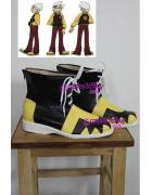 Soul Eater Soul Evans Cosplay Shoes