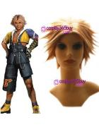 Final Fantasy X Tidus version 2 Cosplay Wig