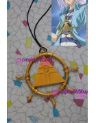 Yu-Gi-Oh Bakura Millennium Weapon necklace Cosplay Prop