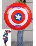 Marvel comic Captain America Metal Shield 27inch metal made ...