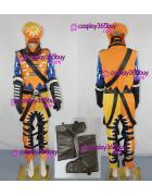 Hack G.U Azure Kite Cosplay Costume