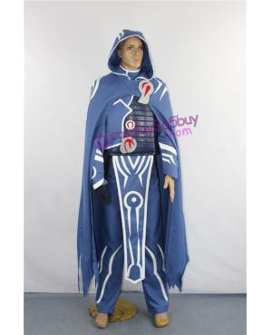 Jace Beleren from Magic the Gathering cosplay costume commission order